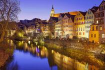 Lichterglanz in Tübingen von Patrick Lohmüller