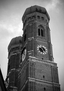 Frauenkirche München von Robert H. Biedermann