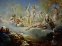 The Dream of the Believer by Achille Zo