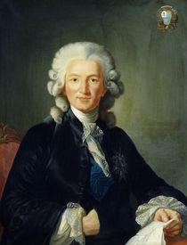 Charles Alexandre de Calonne  by Johann Ernst Heinsius