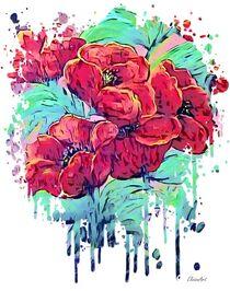 Poppies von eloiseart
