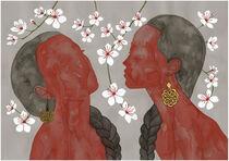 cherry blossom girls von Amylin Loglisci