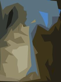 """Statuen und Landschaften -  """"Vector"""" 41 by Anderson Sathler Vieira"""