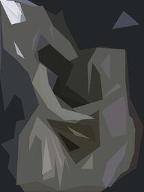 """Statuen und Landschaften -  """"Vector"""" 21 by Anderson Sathler Vieira"""