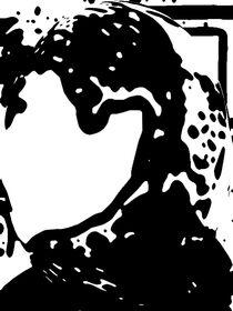"""Faces"" 9 by Anderson Sathler Vieira"