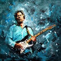 Eric Clapton von Miki de Goodaboom