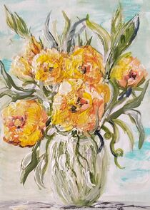 Yellow Still Life by eloiseart