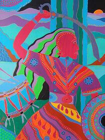 The Spiritual Warrior by Rosie Jackson