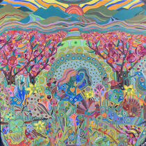 The Shift to Spirit Matter and Eternal Spring by Rosie Jackson