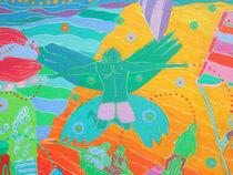 FLY YOUR LIFE, detail von Rosie Jackson