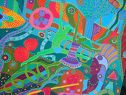 Painting-discovering-the-divine-dancers-525