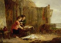 The Morning Catch by Alexander Jnr. Fraser