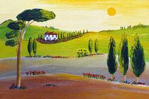 Toskana für immer von Christine Huwer