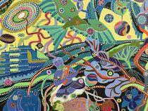THE PEACE PARABLES, detail von Rosie Jackson