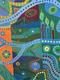 THE TRINITY, detail 1 von Rosie Jackson