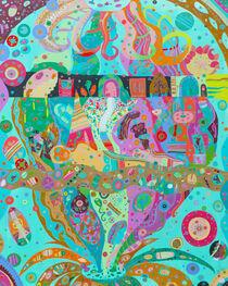 THE CREATIVE JOURNEY by Rosie Jackson