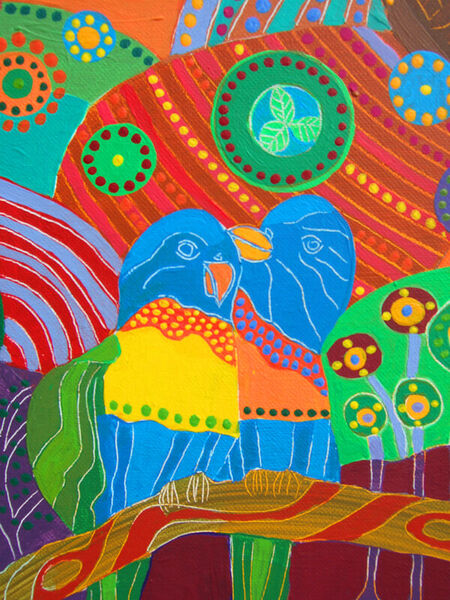 World-in-harmony-detail-parrots