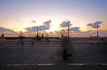 Sunrise promenade Pondicherry by Nayan Sthankiya