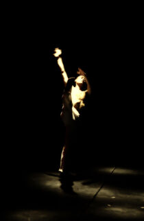 Modern Dance 1 by Nayan Sthankiya