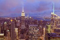 Manhattan New York von Patrick Lohmüller