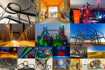 Industriekultur Collage 2018-02 von Franz Walter Photoart