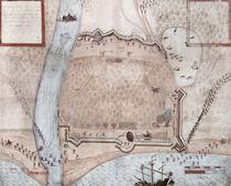 Fortified Encampment by John White