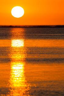 Sonnenuntergang auf Mauritius by Dirk Rüter