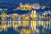 Heidelberg am Neckar by Patrick Lohmüller