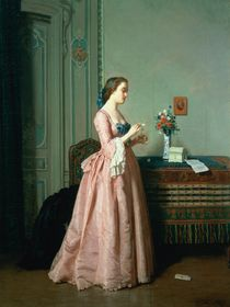The Love Letter  by Jean Carolus