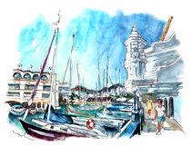 Benalmadena Marina 02 by Miki de Goodaboom