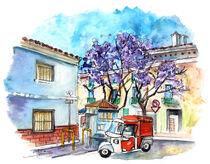 Fuengirola Town 01 von Miki de Goodaboom