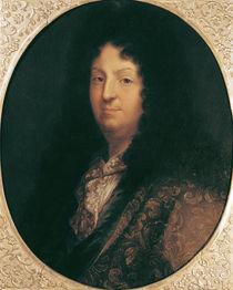 Portrait of Jean Racine  by Jean Baptiste Santerre