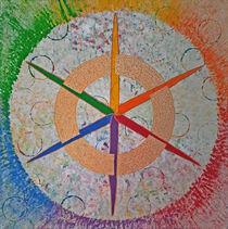Lichttor der 6 Strahlen von Jane Pajor