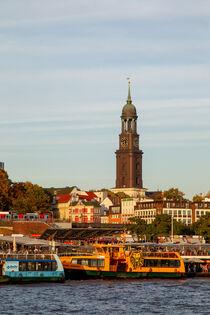 Sankt Michaelis, Hamburg by Dirk Rüter