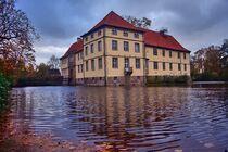 Schloss Strünkede 2 von Edgar Schermaul