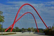Kanalbrücke by Edgar Schermaul