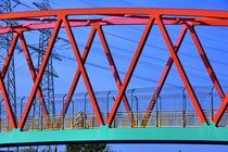 Papageienbrücke von Edgar Schermaul