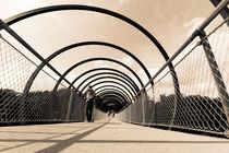 Slinky Springs To Fame (7-14047) B+W von Franz Walter Photoart
