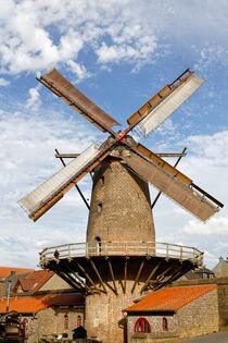Kriemhildmühle Xanten (7-72362) von Franz Walter Photoart