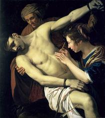 St. Sebastian and St. Irene von Jan van Bijlert or Bylert