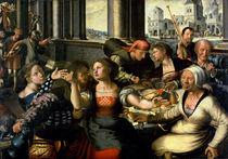 The Prodigal Son by Jan Sanders van Hemessen