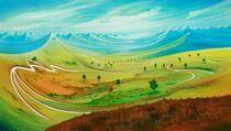 Land waves / Landwellen von artdemo
