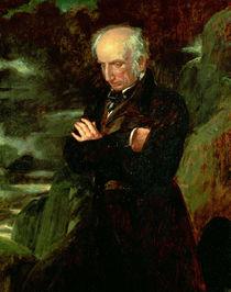 Portrait of William Wordsworth  von Benjamin Robert Haydon