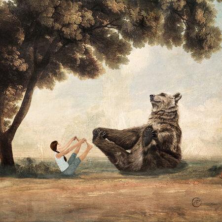 Yoga-bear-4