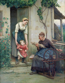 The Three Ages  by Jules Scalbert