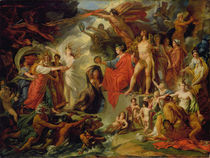 The Triumph of Civilization by Jacques Reattu