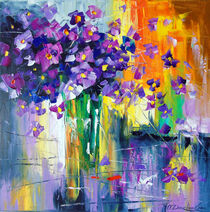 'Bouquet of passion' by Olha Darchuk