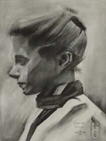 Geesje Kwak - 12-07-21 by Corne Akkers