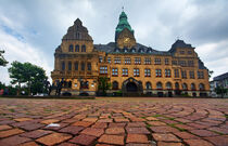 Rathaus in Recklinghausen von Edgar Schermaul