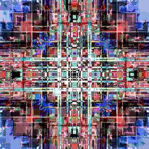 Geometric Grid by Phil Perkins